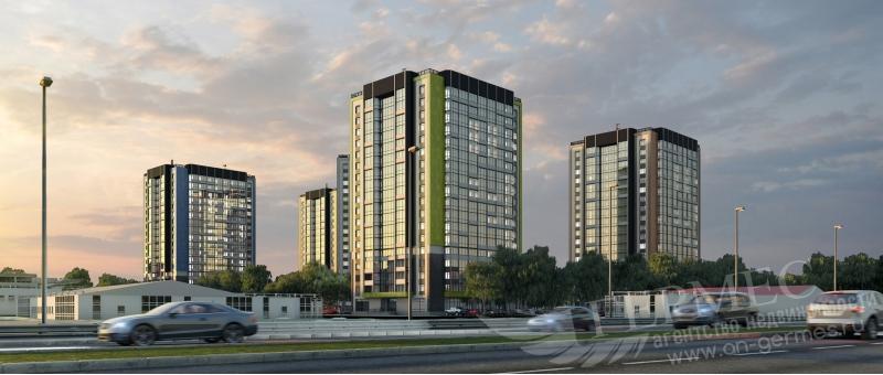 Окончание строительства 2 кв 2021 года
