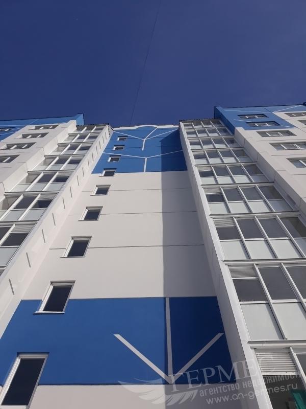 Продажа новой однокомнатной квартиры